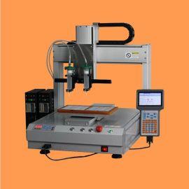 深圳三轴自动滴胶机 WYN-331手机壳点胶机 热熔胶机厂家直销