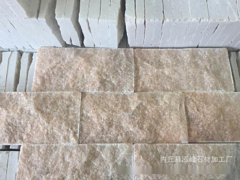 生产精美绿色环保HY-S2100高档外墙文化石散石 生态艺术石