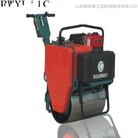 离心式自动离合振动,低配置,重量298kg KIPOR 4.0HP柴油机手扶压路机RWYL11C*价格可议