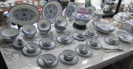 供应高档礼品陶瓷餐具,规格齐全陶瓷餐具厂家