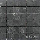 魚之樂-黑白根-49啞面-石材馬賽克