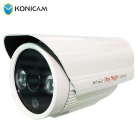 720P高清网络摄像机,防水红外夜视双灯监控摄像机,海思方案