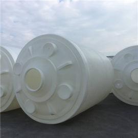 汕头10吨PE水塔, PE搅拌塑料储罐10吨