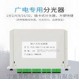廣電級插片式光分路器價格合理