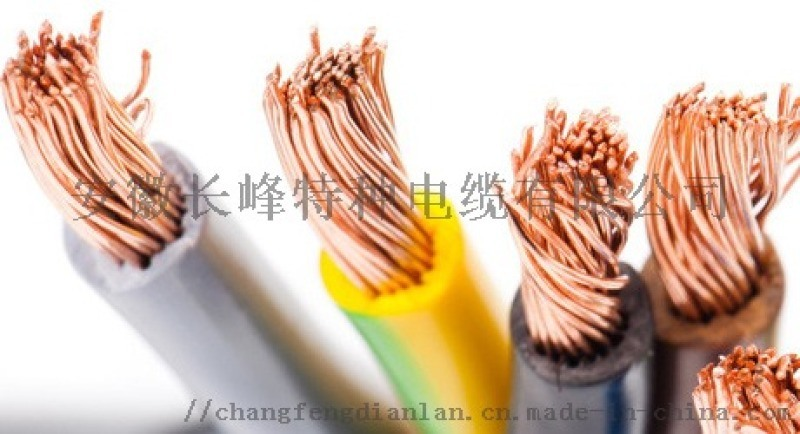 黄绿接地线软电线BVR电缆厂家库存大量直销