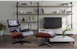 伊姆斯躺椅設計師休閒椅簡約現代北歐椅子真皮