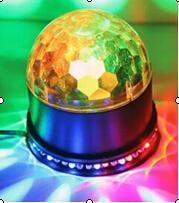 LED小太阳水晶魔球