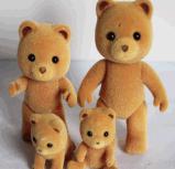 玩具公仔植絨加工 玩具公仔植絨定製 專業植絨加工廠家