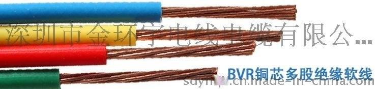 金環宇電線BVR 70平方電線銅芯電線國標線