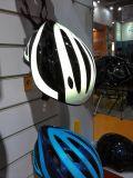 反光头盔 吸塑反光PC片材, 自行车骑行安全头盔