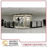 广州男装展柜 厂家定制男装展柜 男装展示柜台设计定做