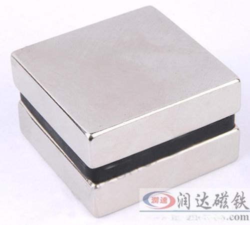 磁选机大方块磁铁、强力磁铁