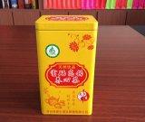 山东润丰 定制茶叶罐 马口铁罐