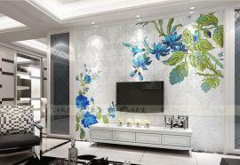广州春羽秋丰厂家供应 玻璃背景墙彩印设备