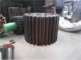 Φ3.2x13米球磨機小齒輪JK鍛件調質高頻淬火熱處理