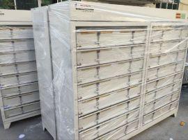 锂电池分容柜蓝奇5V5A聚合物自动化成柜256点老化容量测试仪