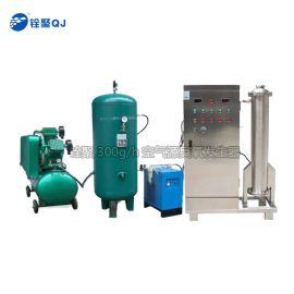 供应大型空气源臭氧发生器臭氧消毒机机械设备