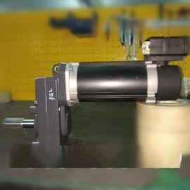 0.65kw欧式减速电机速比89输出转速32亚重