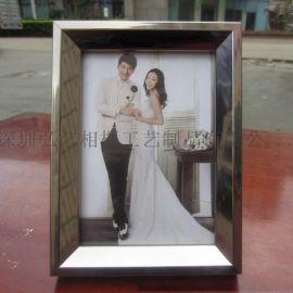 加工定制 金銀色PS發泡相框 歐式簡歐畫框7寸8寸10寸擺臺掛牆照片牆小相框