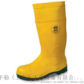 KING'S KV20Y PVC钢头安全雨靴工地靴防刺穿安全水靴