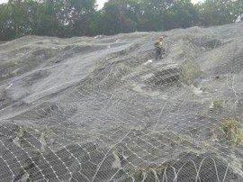 sns边坡防护网 柔性边坡防护网 防护网