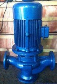 GW系列管道式排污泵 GWP不锈钢管道排污泵