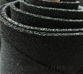 福建易宝 厂家直销 缓冲 防震 阻燃 开孔EPDM YB-8015 橡胶泡棉
