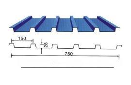 YX28-150-750外墙板