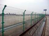 高速鐵絲網 雙邊絲防護網 防護圍欄