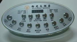 床头控制板、床头集中控制器、床头组合开关、床头集控器、客房智能化、智能开关