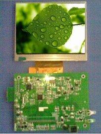 3.5寸液晶屏驱动板(NC111)