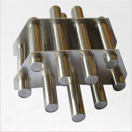 磁力棒厂家直供12000GS强磁不锈钢磁力架,注塑机磁力架