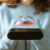 暖风机UFO公仔器按钮风机家用电器季节性小家电暖风