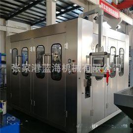 碳酸饮料自动灌装机 小型全自动三合一灌装生产设备