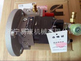 邦立CE460挖掘机柴油泵 康明斯QSM11发动机