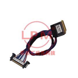 苏州汇成元电子供应I-PEX20454-040T20455-040E-66用液晶屏线