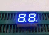 2位0.28英寸白光LED数码管 蓝光数码管 移动电源数码管