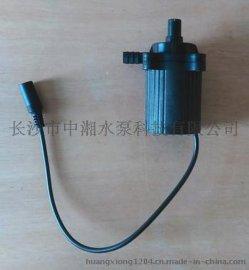 小型直流鱼缸潜水循环泵