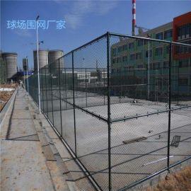 球场护栏厂家、运动场地围网、防撞网