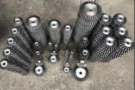 成都烘干机不锈钢双节距链轮,刮板机圆环链条链轮,内齿轮圈定做直销。