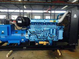 潍柴重机600KW千瓦柴油发电机组 潍柴6160重机王WHM6160SD628-5