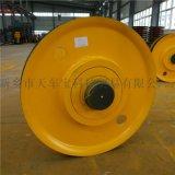 耐磨港机滑轮组 吊钩滑轮 16t起重滑轮组 可定制