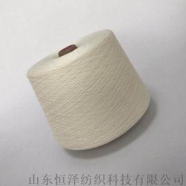 气流纺纯棉纱16支OE16S纯棉纱线