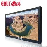32寸液晶监视器 HDMI高清视频监控显示器 工业级电视墙机柜专用