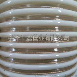丰运聚氨酯PU塑筋管耐磨塑料增强软管