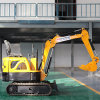 微型農用果園小型挖掘機 工程施工小型履帶挖掘機