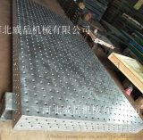 精妙絕倫的鑄鐵焊接平臺的保養以及檢驗方法及步驟