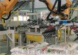 袋裝物料自動堆垛機 機械手堆垛設備廠子