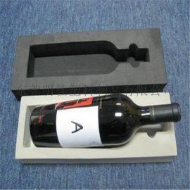 厂家直营加工定制EVA红酒包装内衬