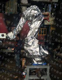 ABB點焊機器人防護服 焊接機器人防護服